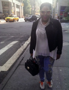 Lincoln Center Street photo