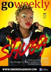 Shuga on the Go Weekly Cover